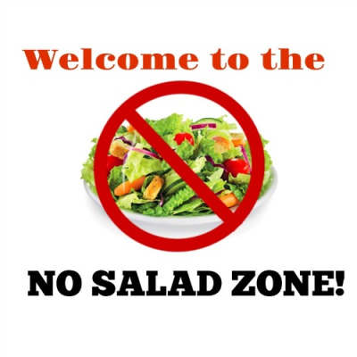 SALAD FREE WEIGHT LOSS!